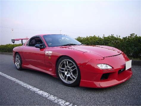 mazda rx7 modified for sale modified mazda rx7 fd3s 1992 for sale japan car on track