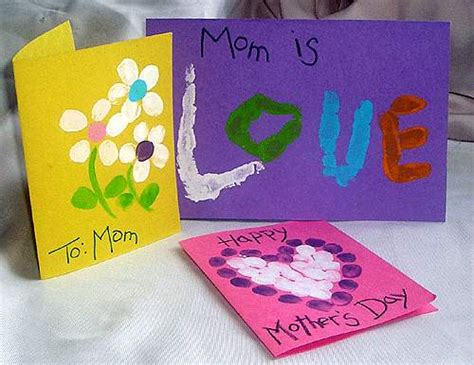 mothers day cards ideas for children to make s day crafts deal wise coupons