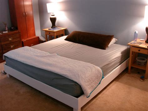 ana white platform bed ana white new platform birthday bed for the hubby diy