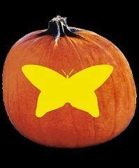 butterfly pumpkin carving stencil www pixshark com