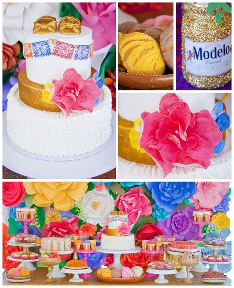 kara s ideas colorful mexican themed baby shower - Mexican Baby Shower