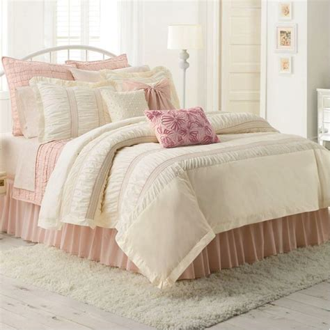kohls bedspreads and comforters lc lauren conrad for kohl s lily bedding set sweet