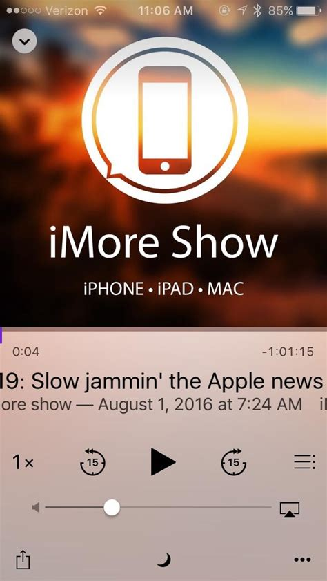 best podcast best podcast app for iphone imore