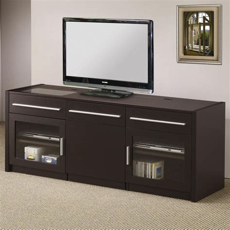Ikea Cabinets Bedroom by Coaster Tv Stands Tv Console With Hidden Mobile Computer