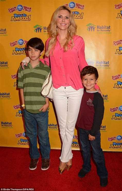 Tv Dumps Husband For Co by Brandi Glanville S Boyfriend Dumps Via Email Because