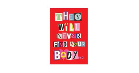Find My Past Gift Card - they will never find your body gift card drunkmall