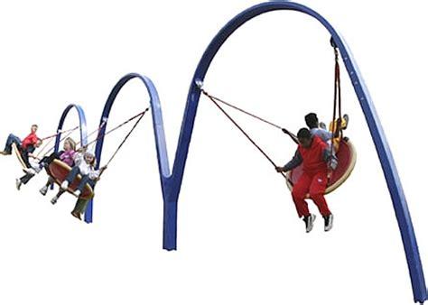 playground swing parts biggo trio swing set playground equipment usa