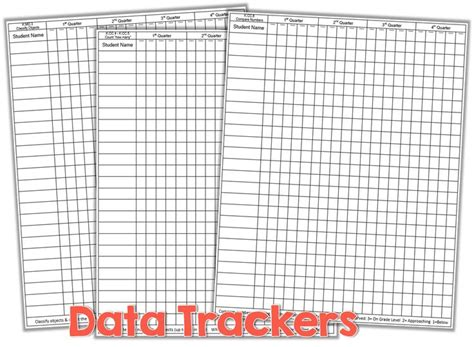 Data Sheet Template For Teachers by 1000 Ideas About Data Collection Sheets On