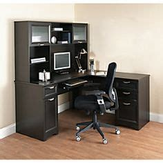 magellan espresso l shaped desk home office on offices l desk and desks