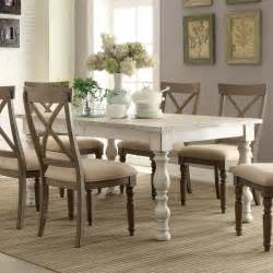 White Dining Room Table Set by Best 25 White Dining Table Ideas On White