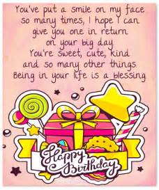 100 sweet birthday messages adorable birthday cards wishes and gift ideas