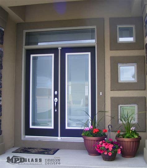 Contemporary Glass Front Doors Decorative Door Designs Modern Front Doors Other Metro By Mpd Glass Vinyl Graphics