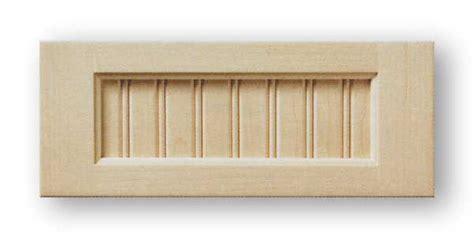 beadboard drawer fronts arch top bead board cabinet door indiana
