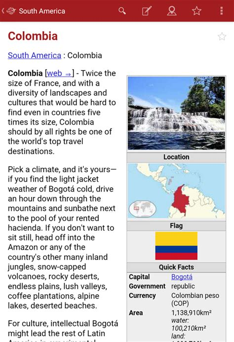 guide fooding restaurants 2015 android apps on google play south america travel guide android apps on google play
