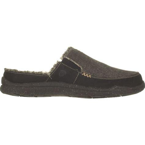 mens slide slippers acorn wearabout slide slipper with firmcore s
