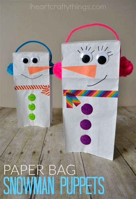 Brown Paper Bag Crafts For Preschoolers - 291 best paper bag crafts images on diy