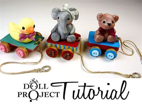 animal doll tutorial new tiny animal pull toys pdf tutorial pulltoys for your