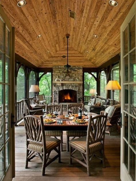 covered porch with fireplace cozy covered back porch with fireplace yard ideas
