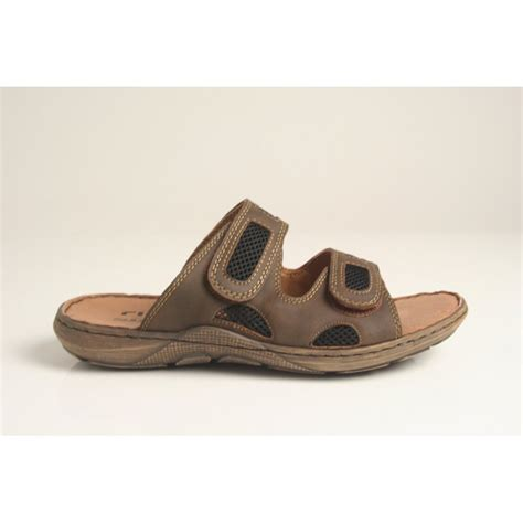 mens slide sandals rieker s rieker slide sandal with gause panels and