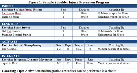 nasm workout template image gallery nasm forms