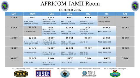 Room Schedule by Jamii Room Barracks Community Room Schedule The