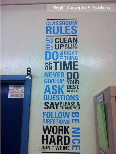 8 ways to decorate your secondary classroom the american