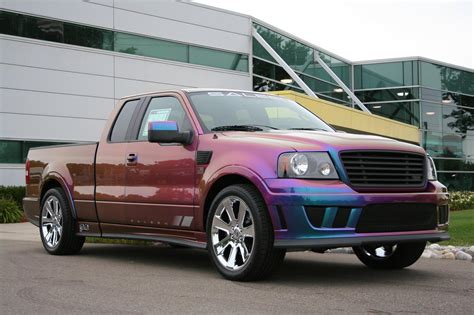 Ford F150 Saleen by History Of Ford F 150 S331 Saleen Upcomingcarshq