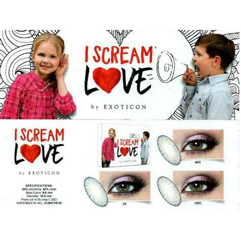 Softlens Eyeberry Kami Soft Lens Eye Berry Kami Eye Murah softlens big x2 i scream