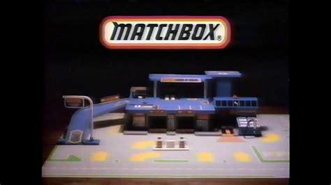 matchbox garage matchbox service garage commercial 1990