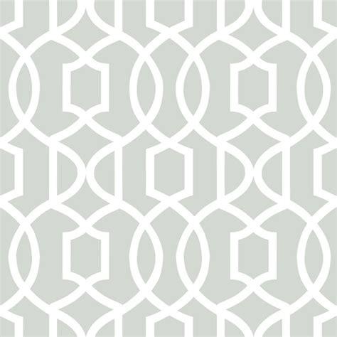 Modern Trellis Wallpaper modern trellis peel and stick wallpaper gray 4 rolls