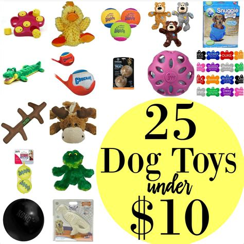 toys under 10 25 dog toys under 10 gifts for dogs pets divine lifestyle
