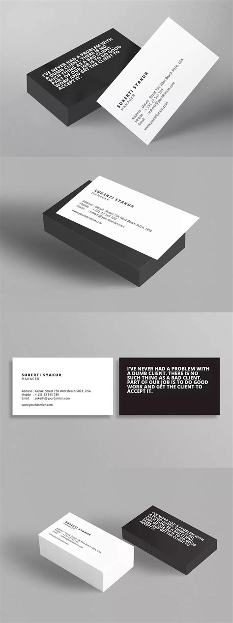 post card template indd horizontal business card template indesign indd business