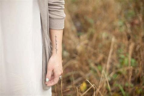 what tattoo should i get on my wrist 25 best ideas about signature tattoos on