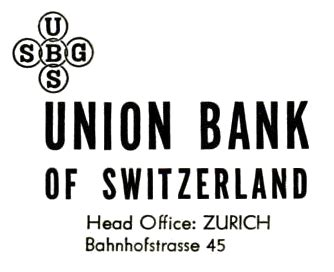 union investment bank opinions on union bank of switzerland
