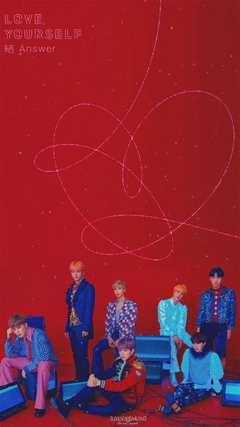 bts loveyourself answer concept photo  version