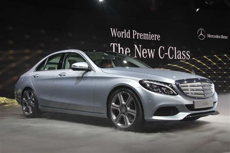 C Class 2015 by 2015 Mercedes C Class The Baby Grows Up