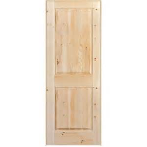 architectural elements 30 in x 80 in 1 panel knotty pine installing a pre hung interior door the home depot community