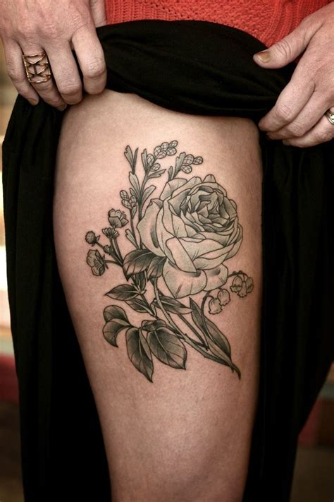 rose bouquet tattoo 216 best ideas images on