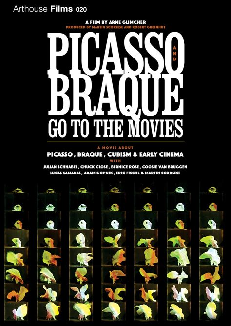 art house films picasso and braque go to the movies arthouse films cinedigm entertainment