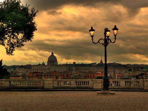 terrazza pincio le 5 viste pi 249 da fotografare a roma