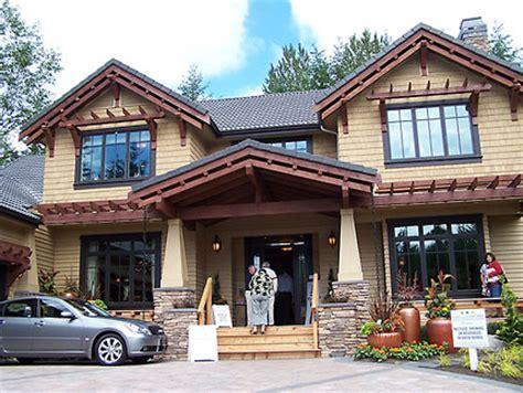 craftsman style architecture 2007 seattle street of dreams info 183 northwest eddy