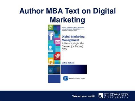 Marketplace Simulation Mba by Teaching Digital Marketing The Gomc