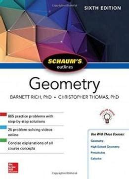 Schaums Outline Geometry Free by Schaum S Outline Of Geometry Sixth Edition Schaum S Outlines