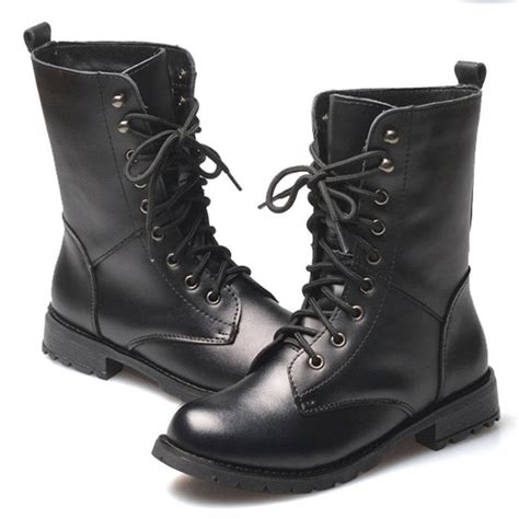 womens black lace up boots womens black lace up boots cr boot