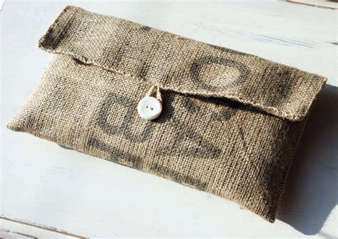 Handmade Sacks - handmade coffee bean sack cloth bag burlap by