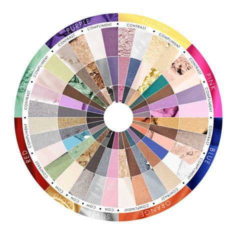 color wheel makeup eyeshadow color wheel