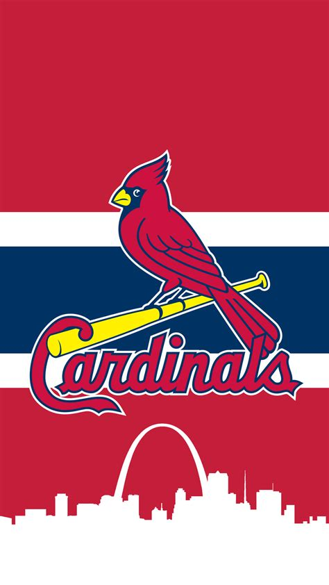 cool st louis cardinals iphone wallpaper