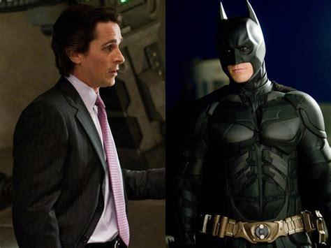 recent actors who played batman christian bale