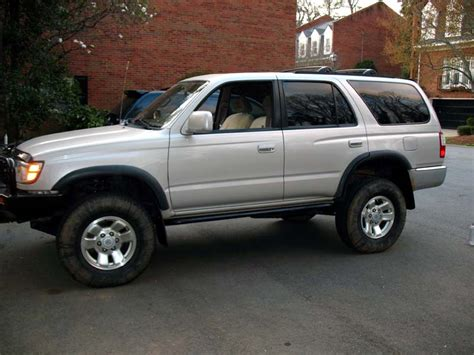 1997 Toyota 4runner Lift Kit Post Your Photos Of 3 Inch Lift With 32 Quot Tires Ih8mud Forum