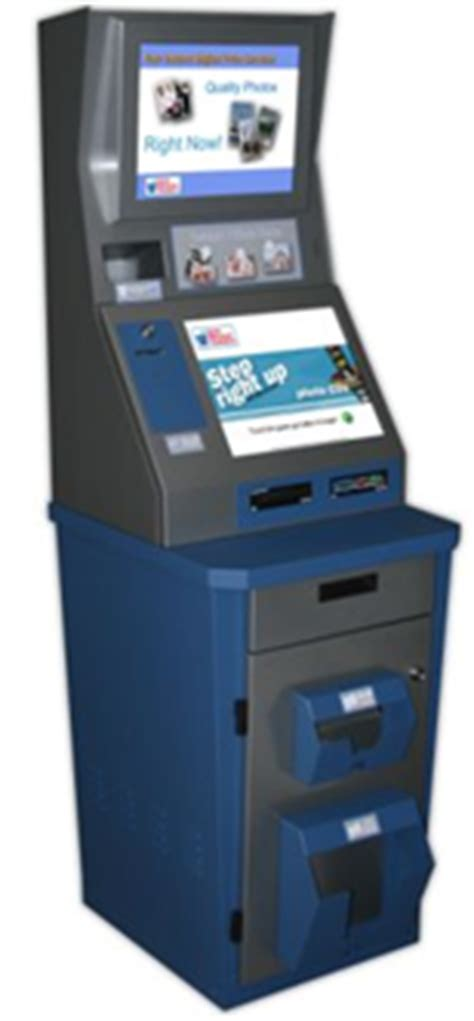 Giant Gift Card Kiosk - why would a pharmacy have a photo program direct kiosk solutions